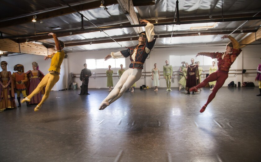 Los Angeles Ballet's 'Romeo and Juliet'