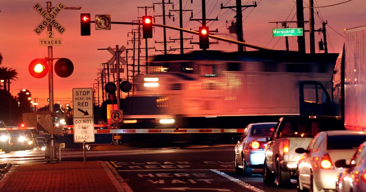 California's 'most hazardous' rail crossing will get a major