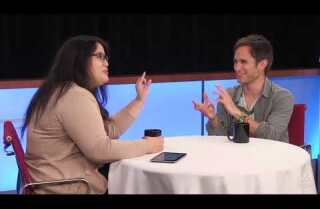 Gael Garcia Bernal talks 'Mozart in the Jungle'