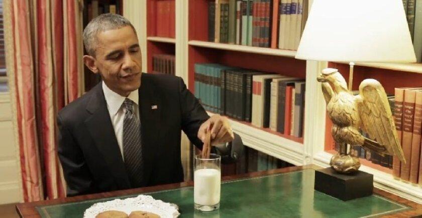 President Barack Obama shuts down 'Thanks Obama' meme on Reddit