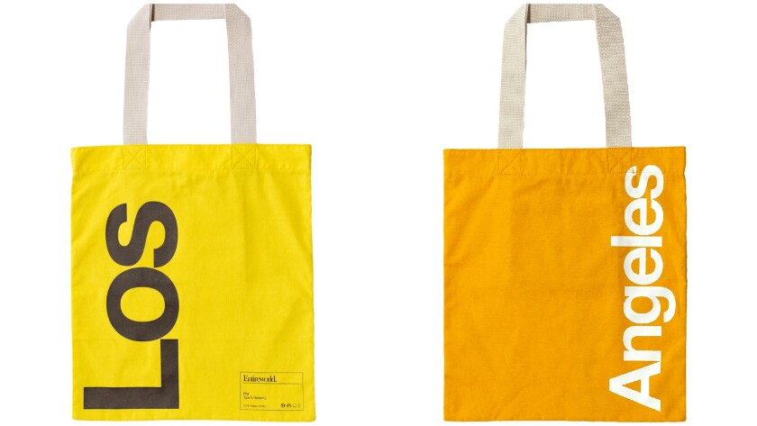Entireworld's exclusive tote