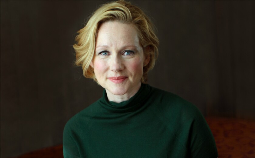 "Laura Linney got a Tony nomination for a 2010 production of ""Time Stands Still."""