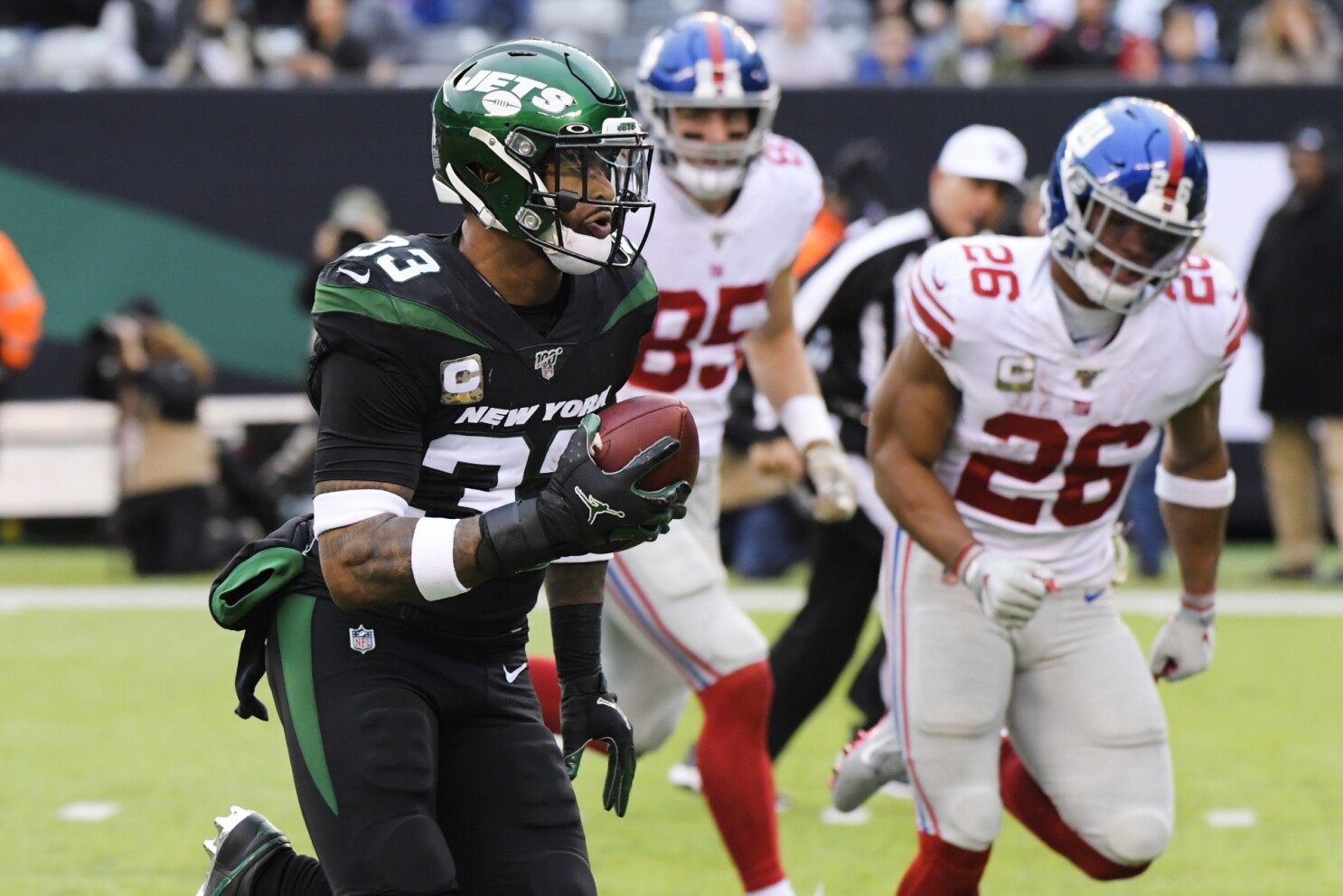 Ap Source Jets Star Safety Jamal Adams Requests Trade The San Diego Union Tribune