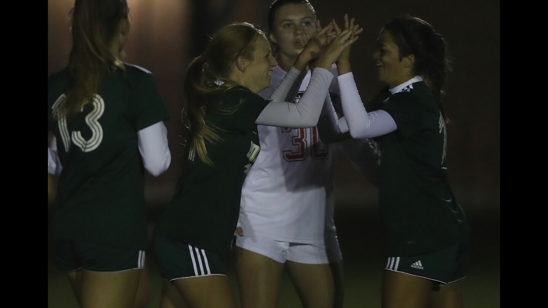 Photo Gallery: Edison vs. San Clemente in girls' soccer