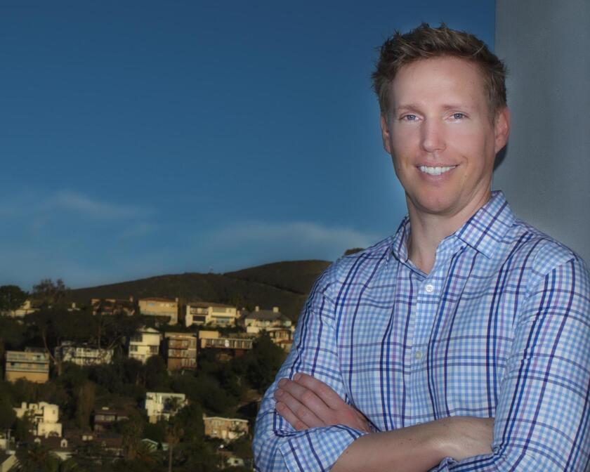 Dr. Collan Koeppen of Active Rest Chiropractic in La Jolla