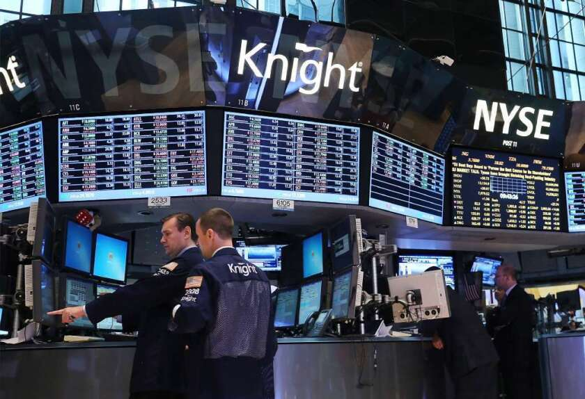 Knight Capital's successor, KCG Holdings, agreed to pay $12 million to resolve SEC trading-error case.
