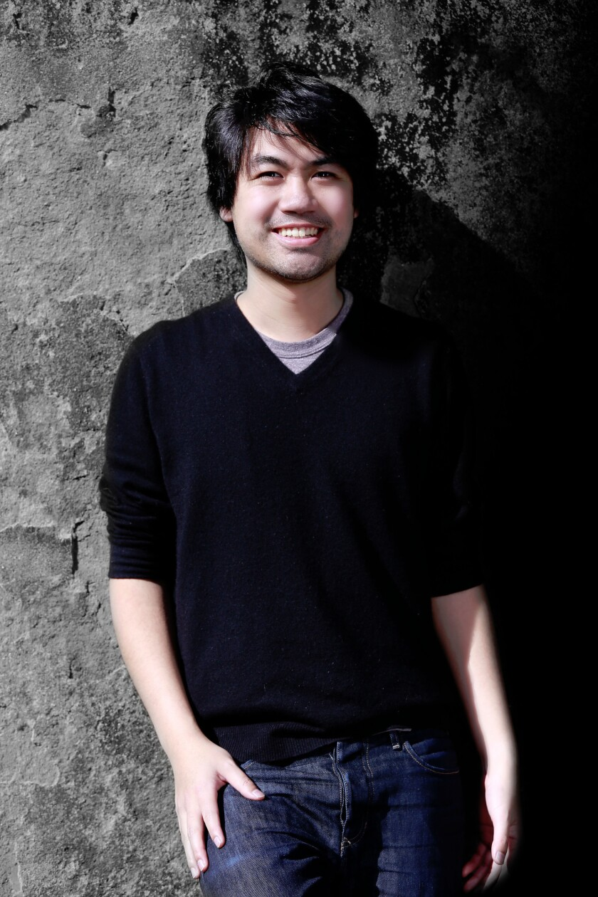 Southern California native Sean Chen is one of five recipients of the 2015 Lenore Annenberg arts fellowship.
