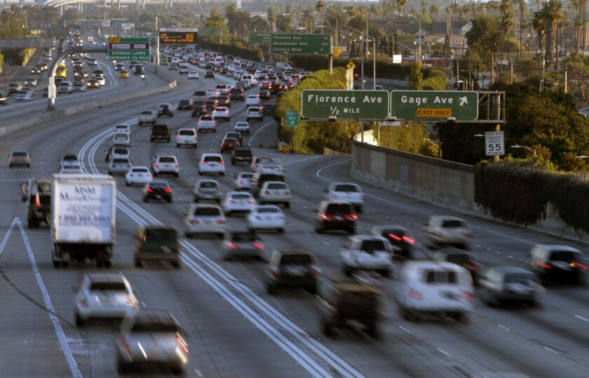 University research over the years has found substantially worse air pollution adjacent to freeways, and worse health among nearby residents as well.