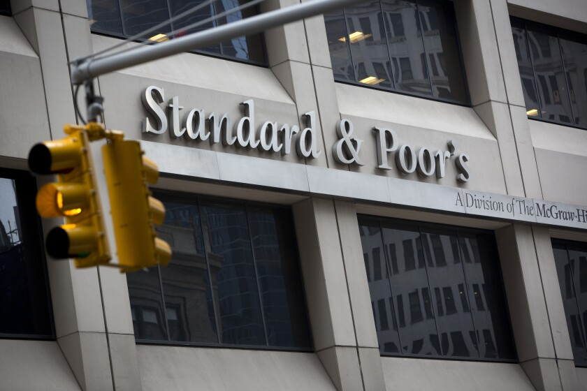 S&P Penalty May Reach $5 Billion From U.S. Lawsuit Over Ratings