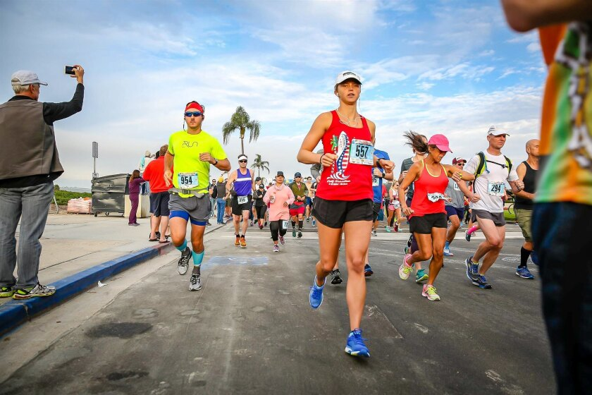 Silver Strand Veterans Day Half Marathon, 10 Miler, & Veterans Day 5K.
