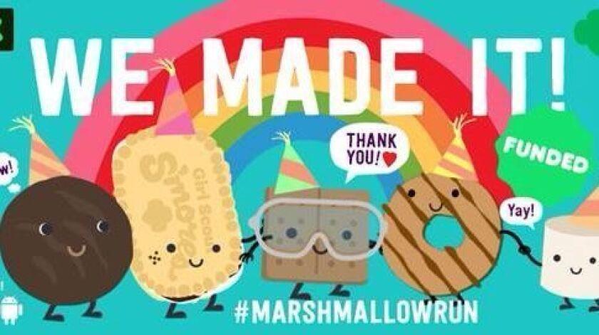 Marshmallow Run