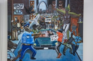 Congressman wants Hunter charged with theft of painting