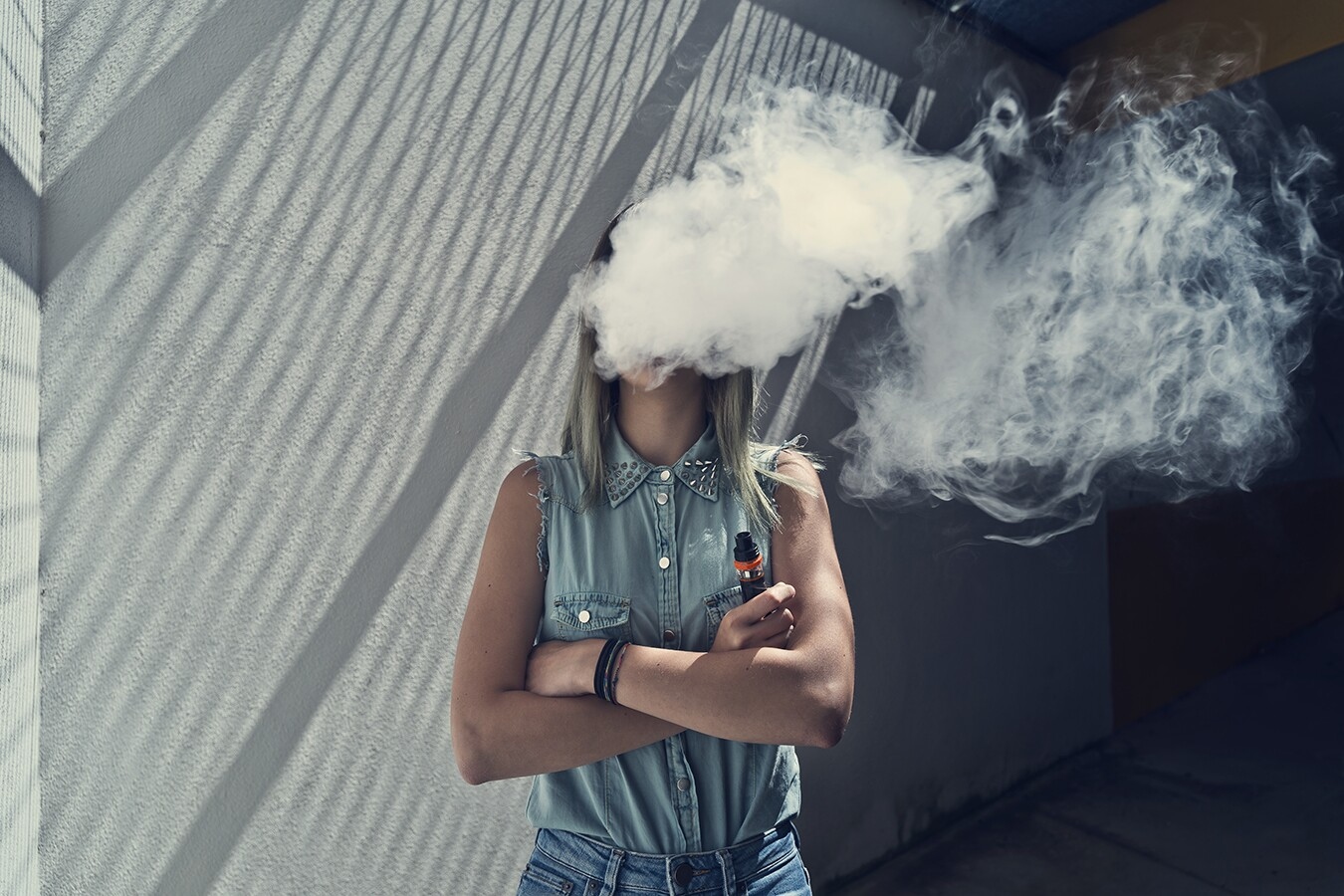 Vaping and lung disease: This doctor saw the link four years ago
