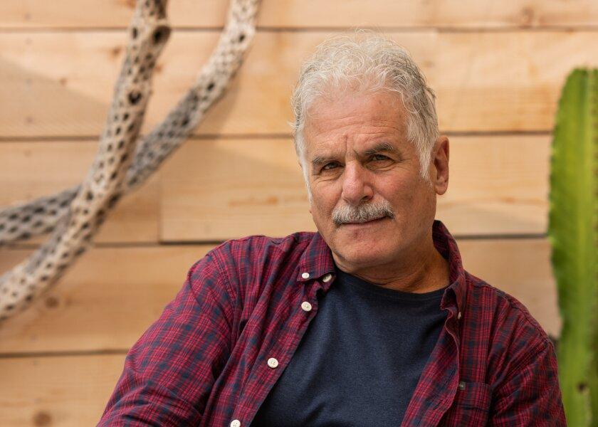 San Diego filmmaker Isaac Artenstein