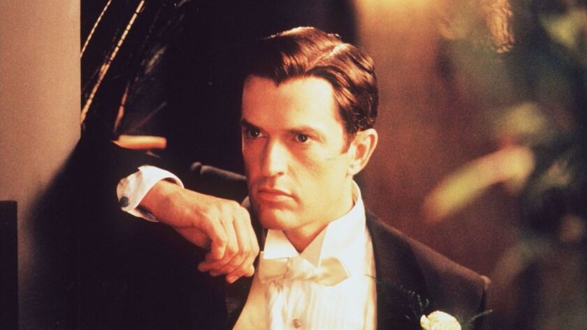 "Rupert Everett in Oliver Parker's ""An Ideal Husband."""