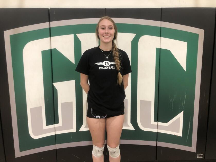 Granada Hills volleyball standout Lia Berkolds