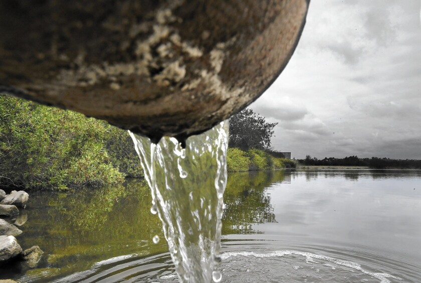 Metropolitan Water District aims to build plant to recycle sewage into drinking water