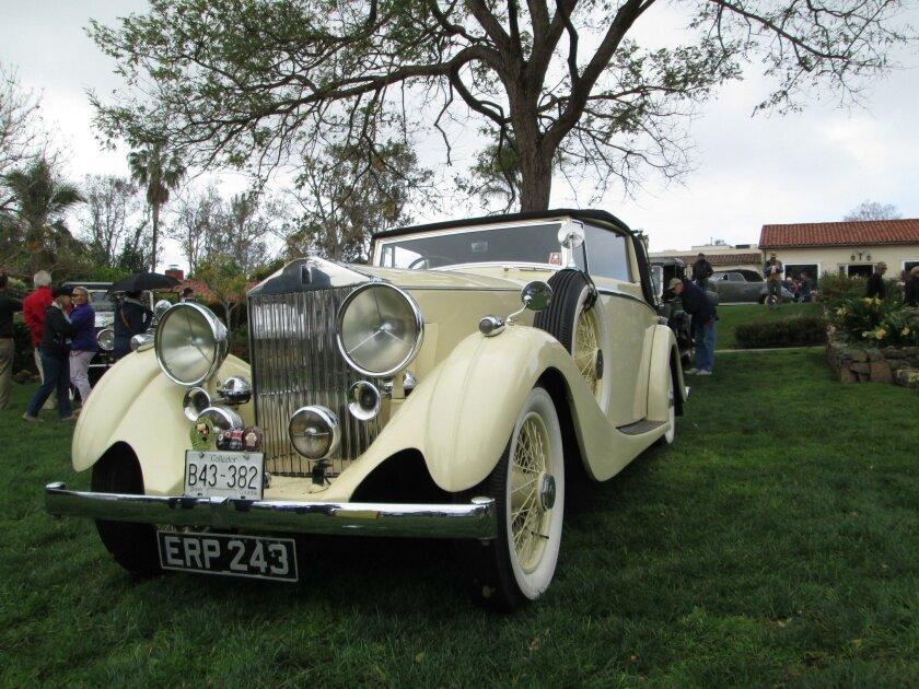User Upload Caption: 1937 Rolls Royce