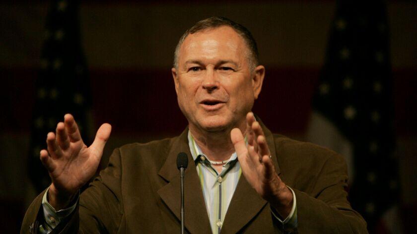 Schaben, Allen J. –– – U.S. Congressman Dana Rohrabacher, 46th Dist. addresses the Republican Party