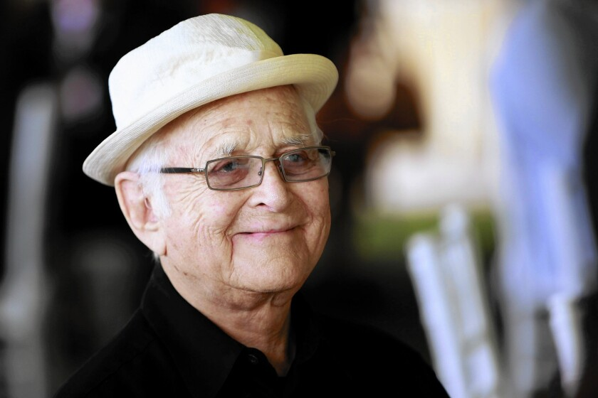 Sunday Calendar letters: Thanks to the fun and funny Norman Lear