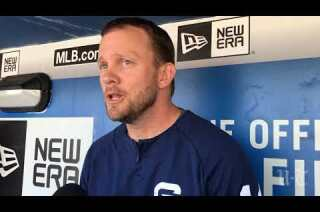 Andy Green, Padres players on manager's extension