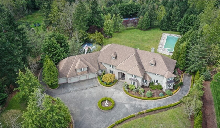 Former Sonic Shawn Kemp relists lakefront mansion outside Seattle