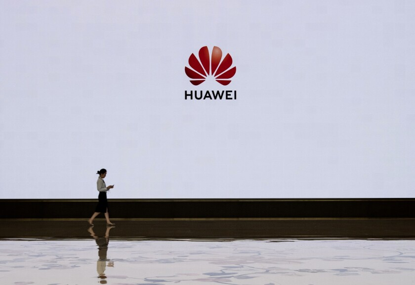 Inside Huawei, China's Tech Giant