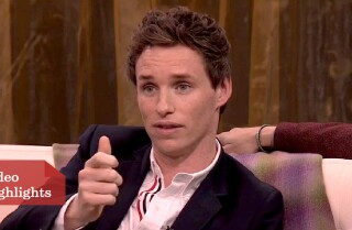 'Hollywood Sessions': Benedict Cumberbatch, Eddie Redmayne on privacy