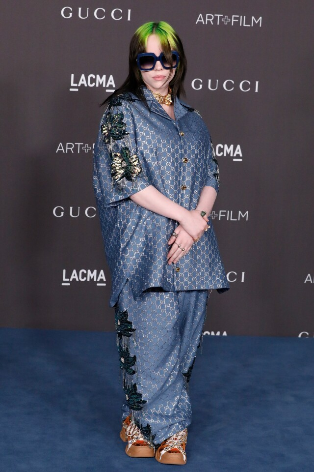 Standout style at the 2019 LACMA Art + Film Gala