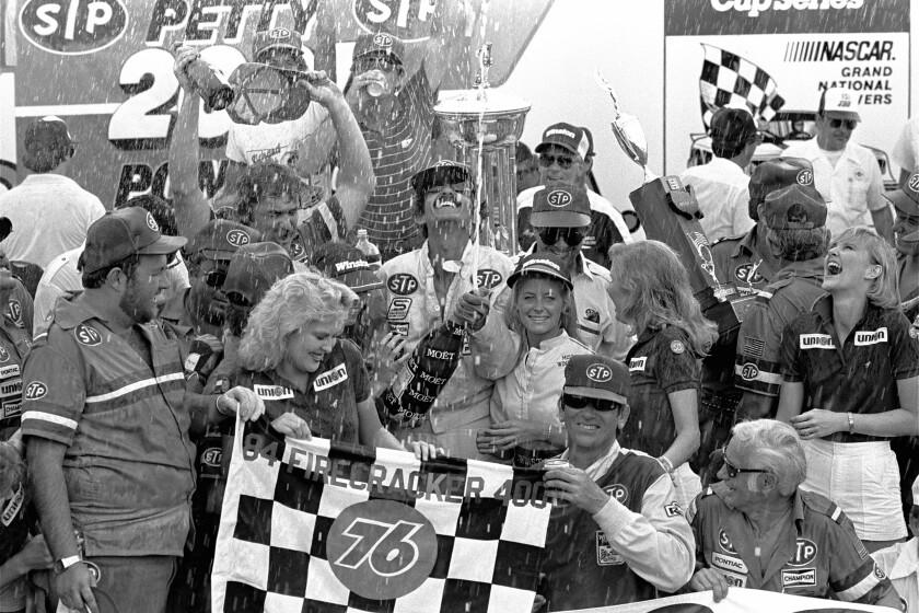 NASCAR Weekday Auto Racing