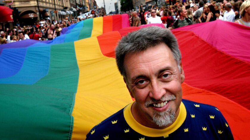 Rainbow flag creator Gilbert Baker dies at age 65