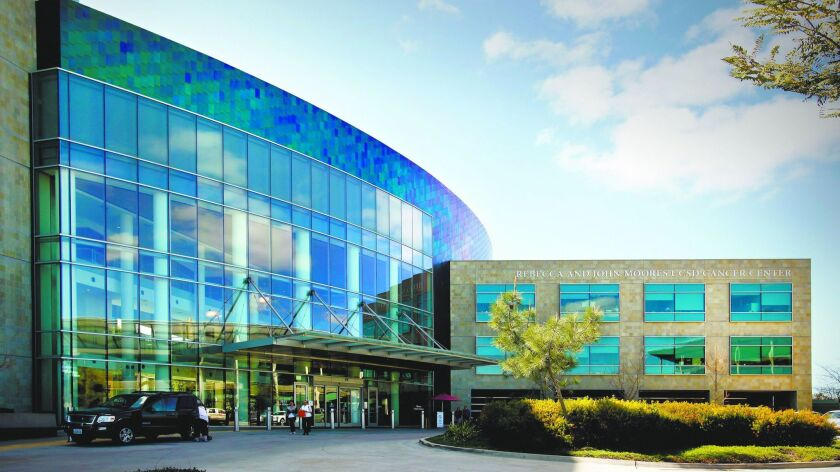 UCSD, Moores Cancer Center where Napoleone Ferrara, senior deputy director for basic sciences has been chosen as one of the recipients of the $3 million Breakthrough Prize, a newly created award, an