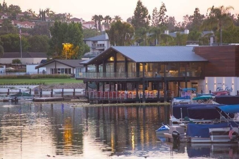 Decoy Dockside Dining opened Aug. 29 in Lake San Marcos.