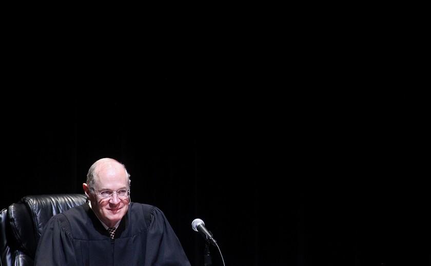 Anthony Kennedy Hamlet Trial