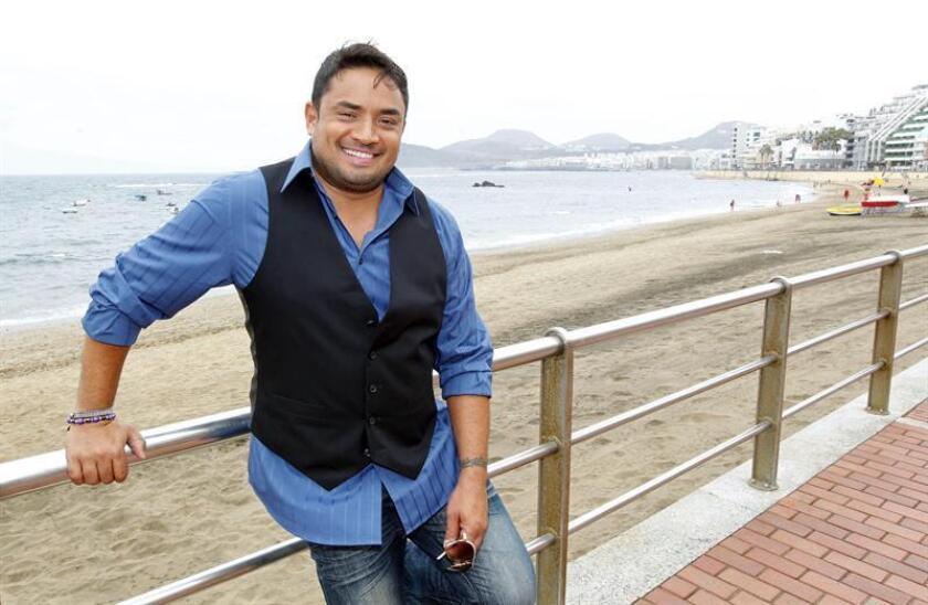 Fotografía del artista puertorriqueño Manny Manuel. EFE/Archivo