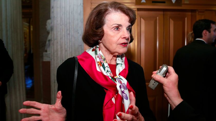 The Best Dianne Feinstein