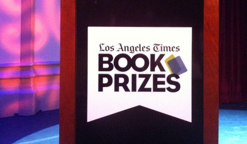 Winners of the annual L.A. Times Book Prizes will be announced in a special Twitter ceremony April 17.