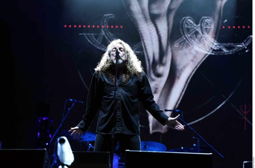 El trabajo, que tiene fecha de salida para el 9 de febrero, cuenta con un título enorme: Robert Plant & the Sensational Space Shifters Live at David Lynch's Festival of Disruption. Recoge la actuación del músico en octubre de 2016, como parte de un evento altruista.