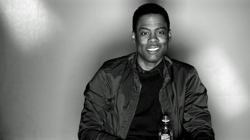 Chris Rock in 'Dying Laughing'