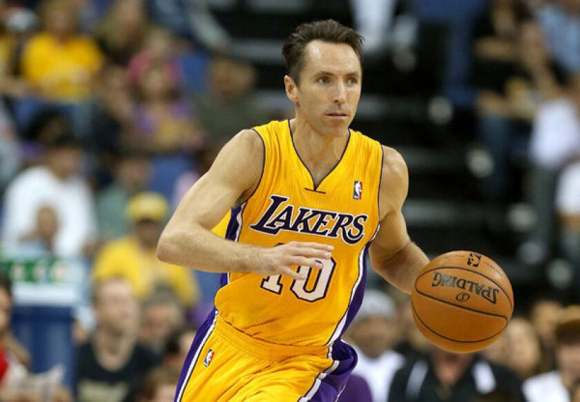 Lakers point guard rotation clear