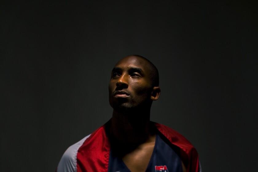 olympians Kobe Bryant