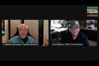 In conversation with J. Michael Straczynski and Kevin Eastman