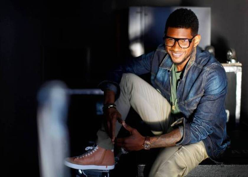 Despite more youthful sing-and-dance prodigies like Justin Bieber and Chris Brown, Usher remains the most viable heir to Michael Jackson's King of Pop throne.