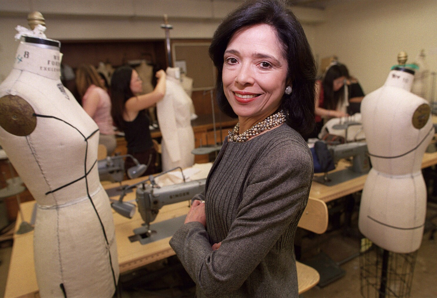 Fashion College Probes Runway Show Criticized As Racist The San Diego Union Tribune