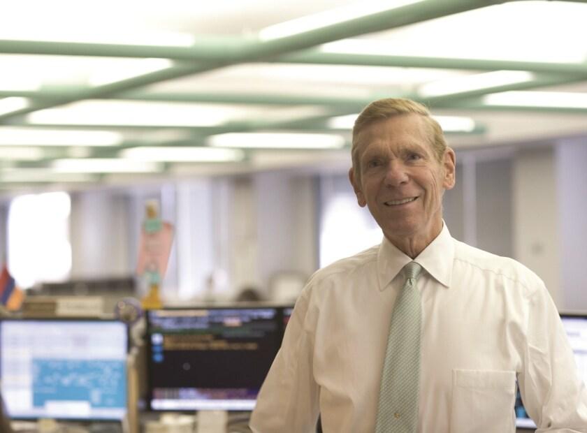 Edward Wedbush TradingFloor