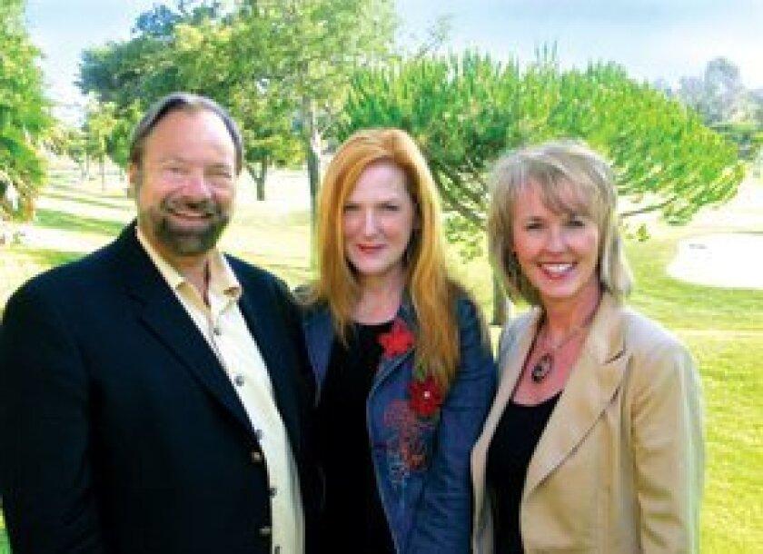 L to R:  Dale Strack, Patti Judd, Tonya Mantooth