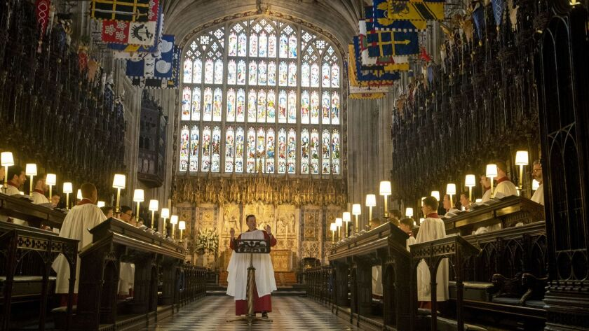 Prince Harry And Meghan Markle's Royal Wedding Preparations