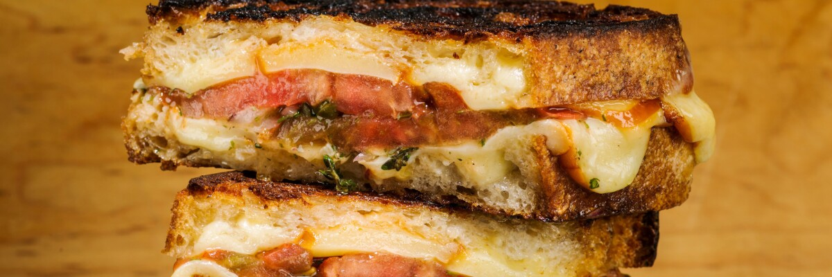 Cheesy goodness: Favorite grilled cheese sandwich recipes