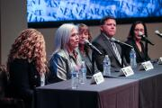 Sexual harassment forum panelists speak on the issue