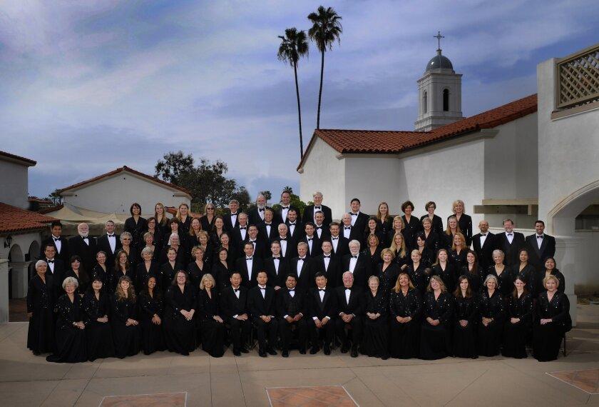 San Diego Master Chorale